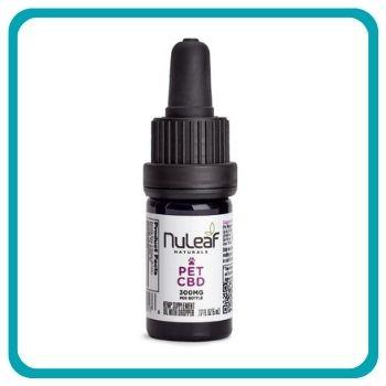 NuLeaf Full Spectrum CBD Pet Oil