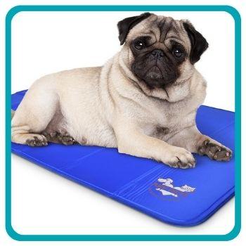 Arf Pets self cooling dog crate mat