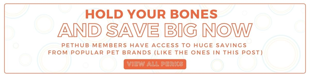 Perks Banner - Hold your bones and save big now